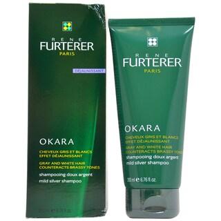 Rene Furterer Okara Mild Silver 6.76-ounce Shampoo