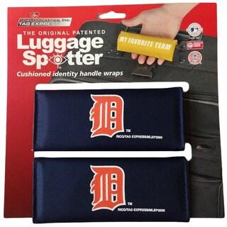 MLB Detroit Tigers Original Patented Luggage Spotter (Set of 2)