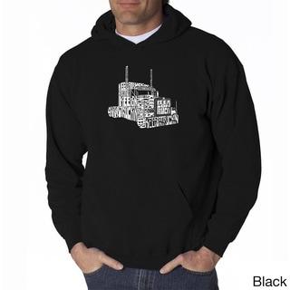 Link to Los Angeles Pop Art Men's 'Keep on Truckin' Sweatshirt Similar Items in Hoodies