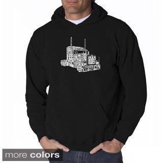 Los Angeles Pop Art Men's 'Keep on Truckin' Sweatshirt