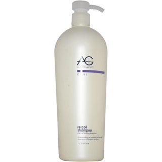 AG Hair Cosmetics ReCoil Curl Activating 33.8-ounce Shampoo
