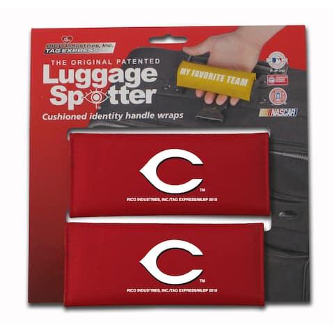 MLB Cincinnati Reds Original Patented Luggage Spotter (Set of 2)