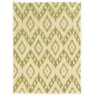 Linon Trio Collection Ikat Area Rug