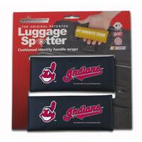 MLB Cleveland Indians Original Patented Luggage Spotter (Set of 2)
