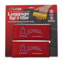 MLB Anaheim Angels Original Patented Luggage Spotter (Set of 2)