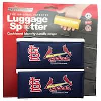 MLB St. Louis Cardinals Original Patented Luggage Spotter (Set of 2)