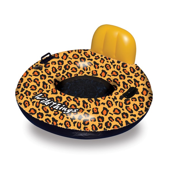 Wildthings 40-inch Cheetah Inflatable Pool Float
