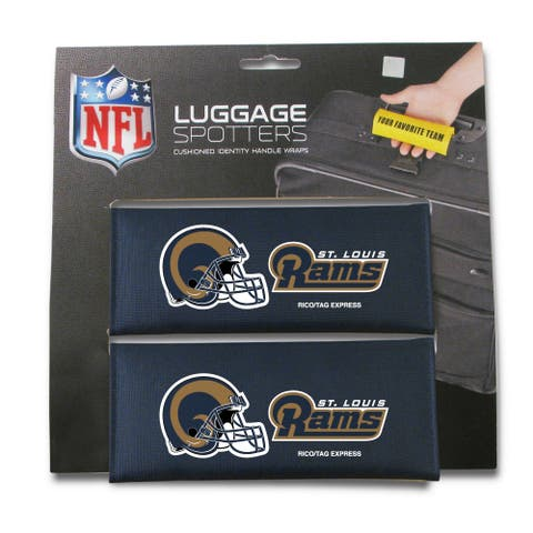 NFL St. Louis Rams Original Patented Luggage Spotter (Set of 2)