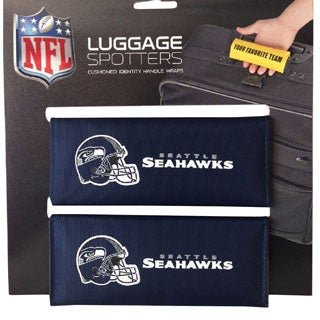 NFL Seattle Seahawks Original Patented Luggage Spotter (Set of 2)