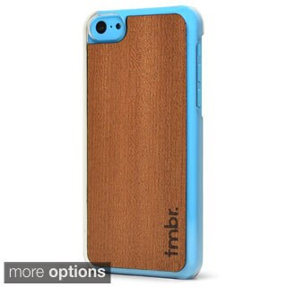 tmbr. Wood/ Clear iPhone 5C Case