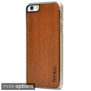 tmbr. Wood/ Clear iPhone 5/ 5S Case