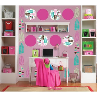 Wall Pops Espirit Luscious Decals (Pack of 16)