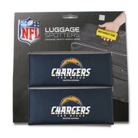 NFL San Diego Chargers Original Patented Luggage Spotter (Set of 2)