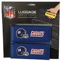 NFL New York Giants Original Patented Luggage Spotter (Set of 2)