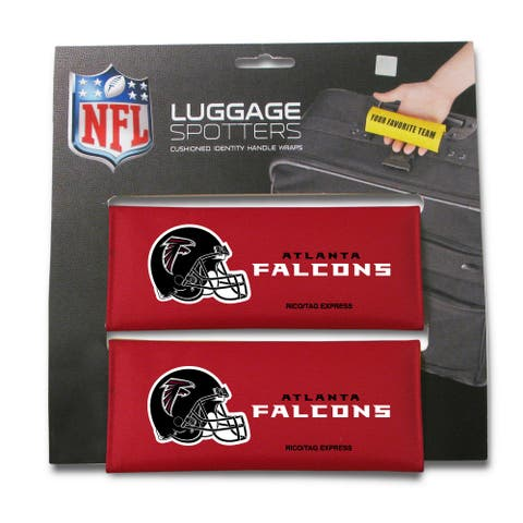 NFL Atlanta Falcons Original Patented Luggage Spotter (Set of 2)