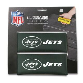 NFL New York Jets Original Patented Luggage Spotter (Set of 2)