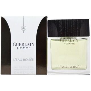 Guerlain L'Eau Boisee Men's 2.7-ounce Eau de Toilette Spray