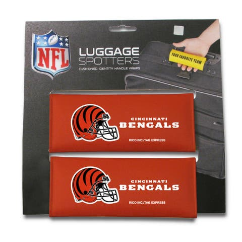 NFL Cincinnati Bengals Original Patented Luggage Spotter (Set of 2)