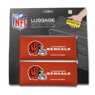 NFL Cincinnati Bengals Original Patented Luggage Spotter (Set of 2)