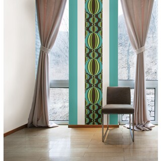 Wall Pops Loopy Blue/Green Room Set