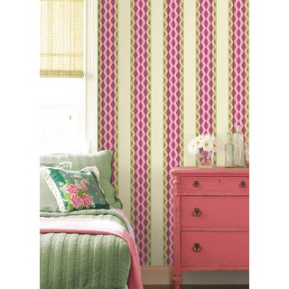 Wall Pops Petals Stripes Set