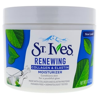 St. Ives Timeless Skin Collagen Elastin Facial 10-ounce Moisturizer