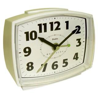 Electric QA Alarm White