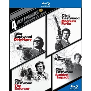 4 Film Favorites: Dirty Harry (Blu-ray Disc)
