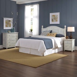Home Styles Marco Island Headboard, Night Stand, and Chest