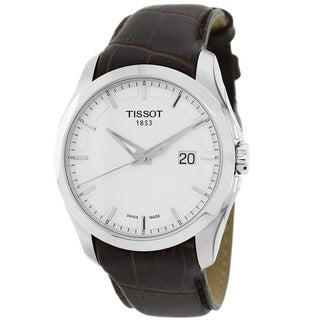Tissot Men's T0354101603100 Couturier Watch
