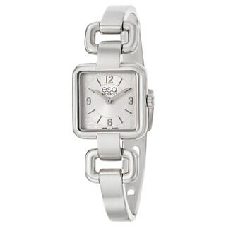 ESQ by Movado Women's 'Status' Stainless Steel Swiss Quartz Watch