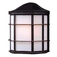 Bevine 1-light Bronze Outdoor Wall Lantern