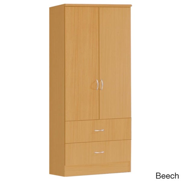 Compressed wood door wardrobe free shipping today