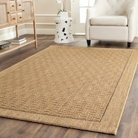 Safavieh Palm Beach Natural Sisal Rug - 6' x 9'