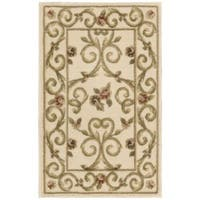 Nourison Somerset Ivory Scroll Area Rug