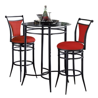 Cierra 3-piece Flame Bistro Set