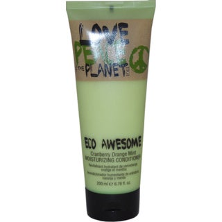 TIGI Love Peace and the Planet Eco Awesome 6.76-ounce Moisturizing Conditioner