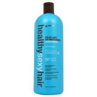 Healthy Sexy Hair Color Safe Soy 33.8-ounce Moisturizing Conditioner