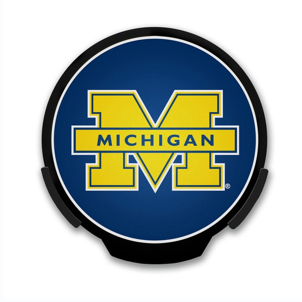 Michigan Wolverines NCAA Power Decal