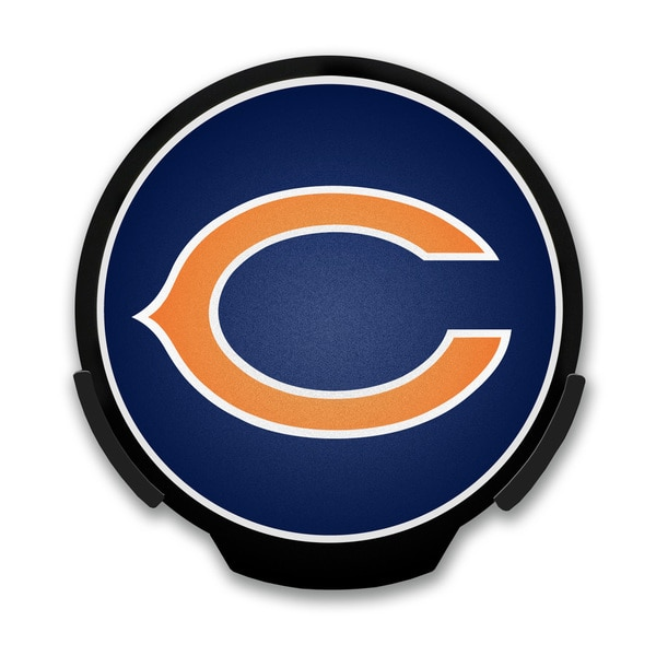 Chicago Bears NFL Power Decal