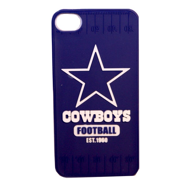 Forever Collectibles NFL Dallas Cowboys iPhone 4/ 4S Hard Protective Phone Case