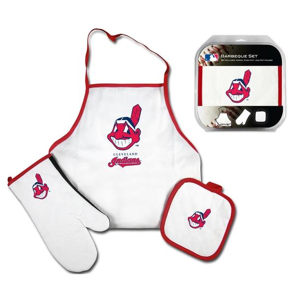 Cleveland Indians 3-Piece Tailgate Set