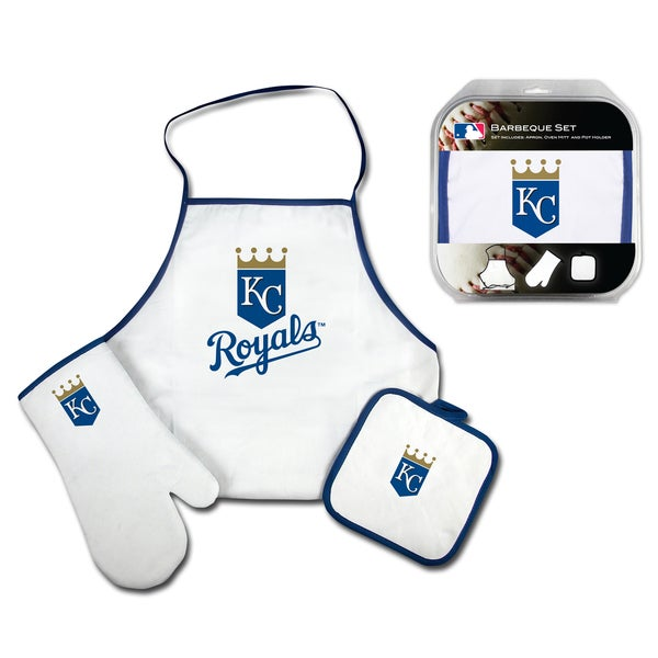 Kansas City Royals 3-Piece Tailgate Set