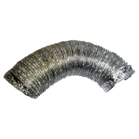 Inside Vent Kit Flexible Metallic Hose