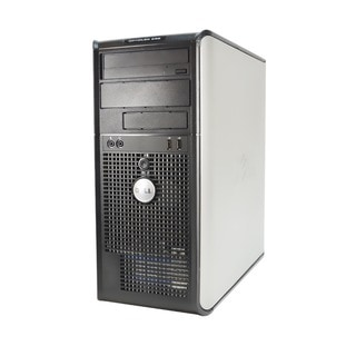 Dell Optiplex 330 Intel Dual Core 1.8GHz CPU 2GB RAM 250GB HDD Windows 10 Home Minitower Computer (Refurbished)