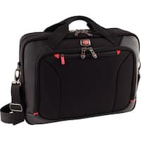 "Swissgear Highwire Carrying Case (Briefcase) for 17"" Notebook - Black"