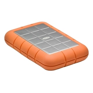 LaCie Rugged Triple 2 TB External Hard Drive
