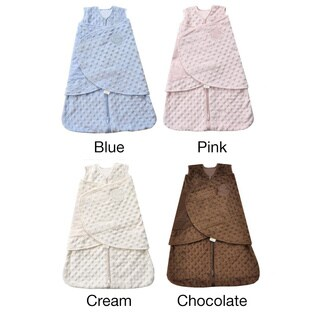 Halo SleepSack Newborn Velboa Swaddle Blanket