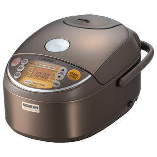 Zojirushi Induction Heating System 5.5-Cup Rice Cooker and Warmer