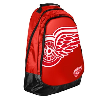 NHL Detroit Redwings 19-inch Structured Backpack